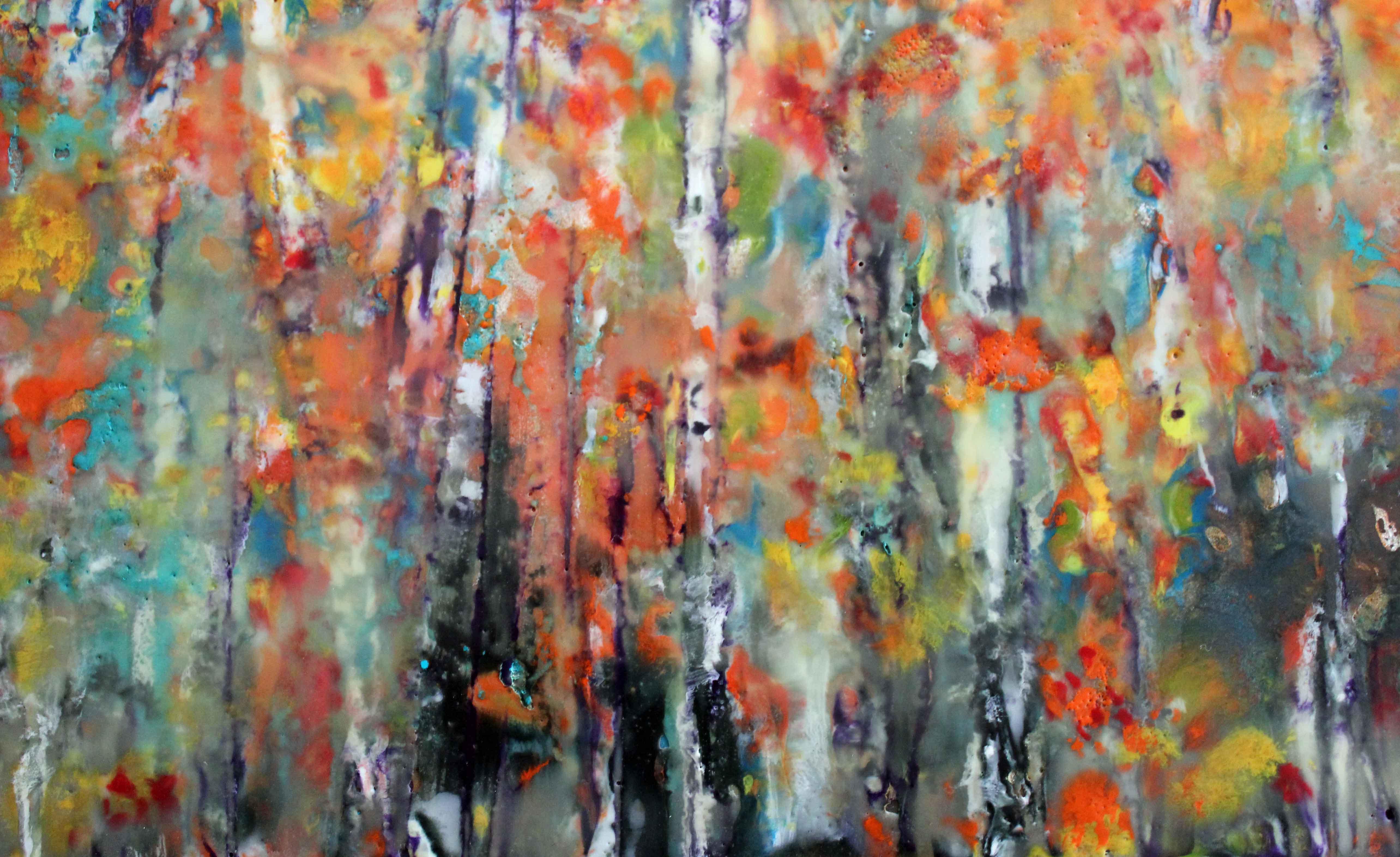 Carolinian Birches