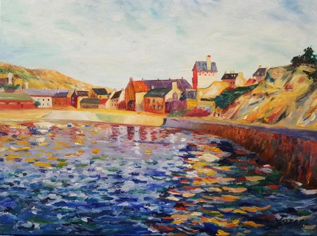 Port on Bessin-Calvados